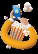 Кино к смартфону.