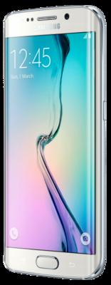 Смартфон Samsung Galaxy S6 Edge 32GB SM-G925F White 2