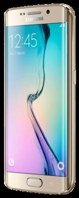 Смартфон Samsung Galaxy S6 Edge 64GB SM-G925F Gold 2