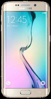 Смартфон Samsung Galaxy S6 Edge 64GB SM-G925F Gold 3