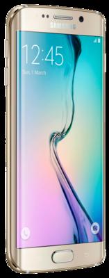 Смартфон Samsung Galaxy S6 Edge 64GB SM-G925F Gold 4