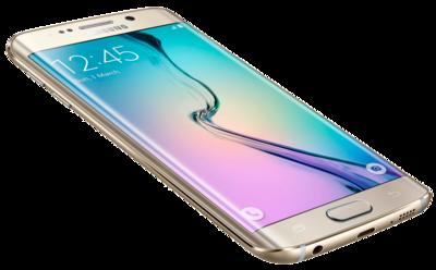 Смартфон Samsung Galaxy S6 Edge 64GB SM-G925F Gold 5