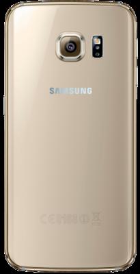 Смартфон Samsung Galaxy S6 Edge 64GB SM-G925F Gold 8