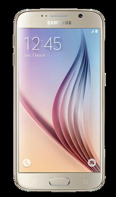 Смартфон Samsung Galaxy S6 Duos 32GB SM-G920F Gold 1