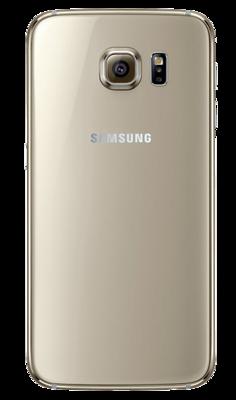 Смартфон Samsung Galaxy S6 Duos 32GB SM-G920F Gold 5