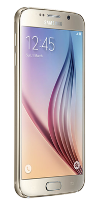 Смартфон Samsung Galaxy S6 64GB SM-G920F Gold 2