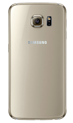 Смартфон Samsung Galaxy S6 64GB SM-G920F Gold 5