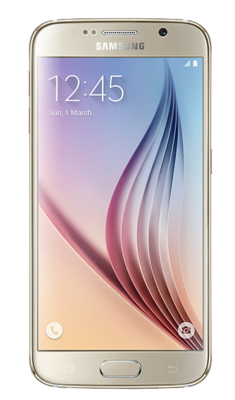 Смартфон Samsung Galaxy S6 32GB SM-G920F Gold 1