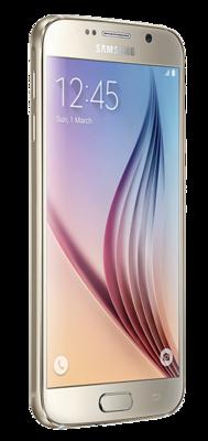 Смартфон Samsung Galaxy S6 32GB SM-G920F Gold 2