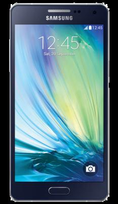 Смартфон Samsung Galaxy A5 SM-A500H Black 1