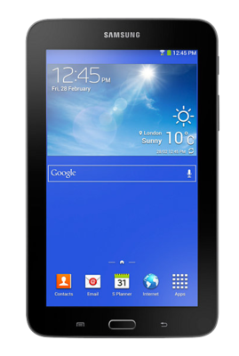 Планшет Samsung Galaxy Tab 3 Lite SM-T113 8GB Ebony Black 1
