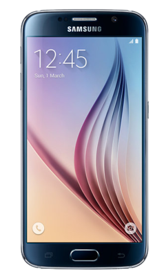 Смартфон Samsung Galaxy S6 32GB SM-G920F Black 1