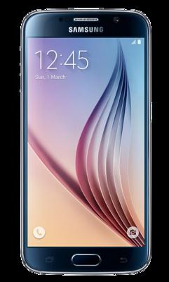 Смартфон Samsung Galaxy S6 Duos 32GB SM-G920F Black 1