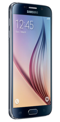 Смартфон Samsung Galaxy S6 Duos 32GB SM-G920F Black 2