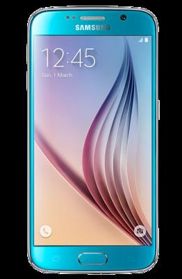Смартфон Samsung Galaxy S6 Duos 32GB SM-G920F Blue 1