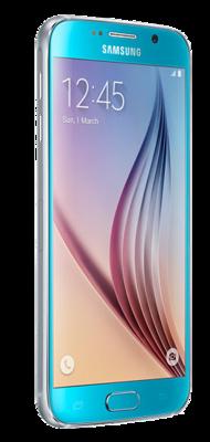 Смартфон Samsung Galaxy S6 Duos 32GB SM-G920F Blue 2