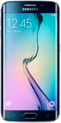 Смартфон Samsung Galaxy S6 Edge 64GB SM-G925F Black 3