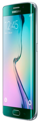 Смартфон Samsung Galaxy S6 Edge 32GB SM-G925F Green 2