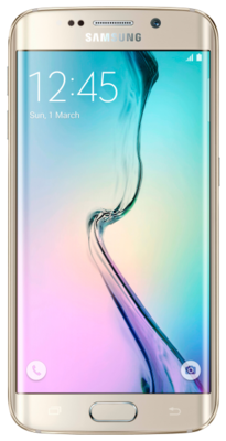 Смартфон Samsung Galaxy S6 Edge 32GB SM-G925F Gold 3