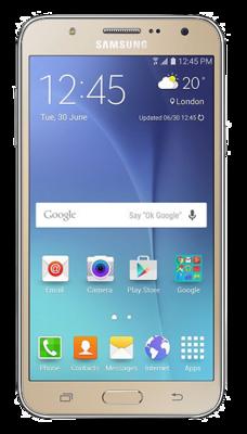 Смартфон Samsung Galaxy J5 SM-J500H Gold 2