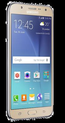 Смартфон Samsung Galaxy J5 SM-J500H Gold 3