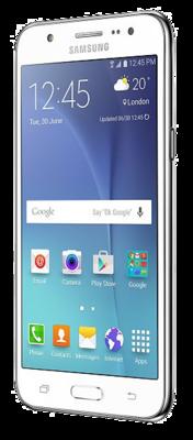 Смартфон Samsung Galaxy J5 SM-J500H White 1