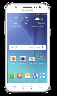 Смартфон Samsung Galaxy J5 SM-J500H White 2