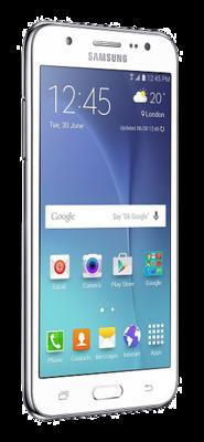Смартфон Samsung Galaxy J5 SM-J500H White 3