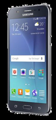 Смартфон Samsung Galaxy J5 SM-J500H Black 1