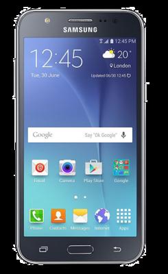 Смартфон Samsung Galaxy J5 SM-J500H Black 2