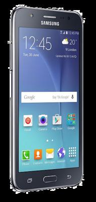 Смартфон Samsung Galaxy J5 SM-J500H Black 3