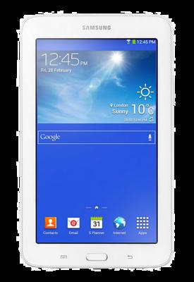 Планшет Samsung Galaxy Tab 3 Lite SM-T116 2G 8GB Cream White 1