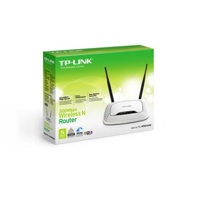 Бездротовий маршрутизатор TP-Link TL-WR841ND 5