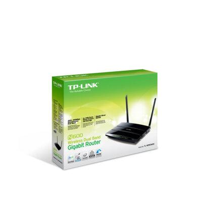Беспроводной маршрутизатор TP-Link TL-WDR3600 4