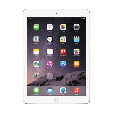 Планшет Apple iPad Air 2 A1566 Wi-Fi 16GB Gold 1