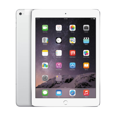 Планшет Apple iPad Air 2 A1566 Wi-Fi 16GB Silver 3
