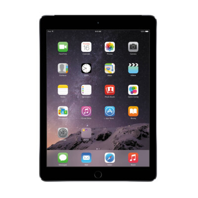 Планшет Apple iPad Air 2 A1567 Wi-Fi 4G 128GB Space Gray 1