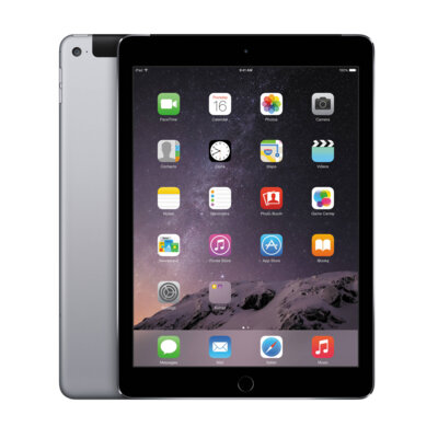 Планшет Apple iPad Air 2 A1567 Wi-Fi 4G 128GB Space Gray 3