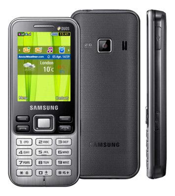 Мобильный телефон Samsung GT-C3322 Black 2