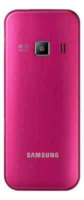 Мобильный телефон Samsung GT-C3322i Pink 3
