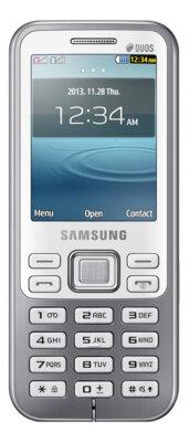 Мобильный телефон Samsung GT-C3322i White 1