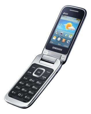 Мобільний телефон Samsung GT-C3592 Black 2