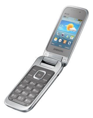 Мобильный телефон Samsung GT-C3592 Silver 2