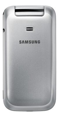 Мобильный телефон Samsung GT-C3592 Silver 4