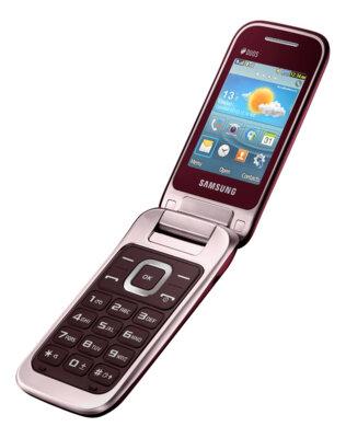 Мобильный телефон Samsung GT-C3592 Red 2