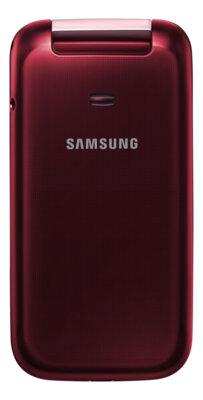 Мобильный телефон Samsung GT-C3592 Red 4