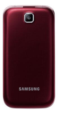 Мобильный телефон Samsung GT-C3592 Red 1