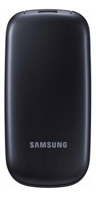 Мобільний телефон Samsung GT-E1272 Duos Noble Black 1