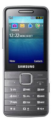 Мобільний телефон Samsung GT-S5611 Metallic Silver 1