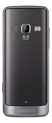 Мобільний телефон Samsung GT-S5611 Metallic Silver 5
